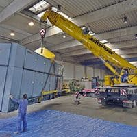 Foundry Relocation - TCT Tesic GmbH